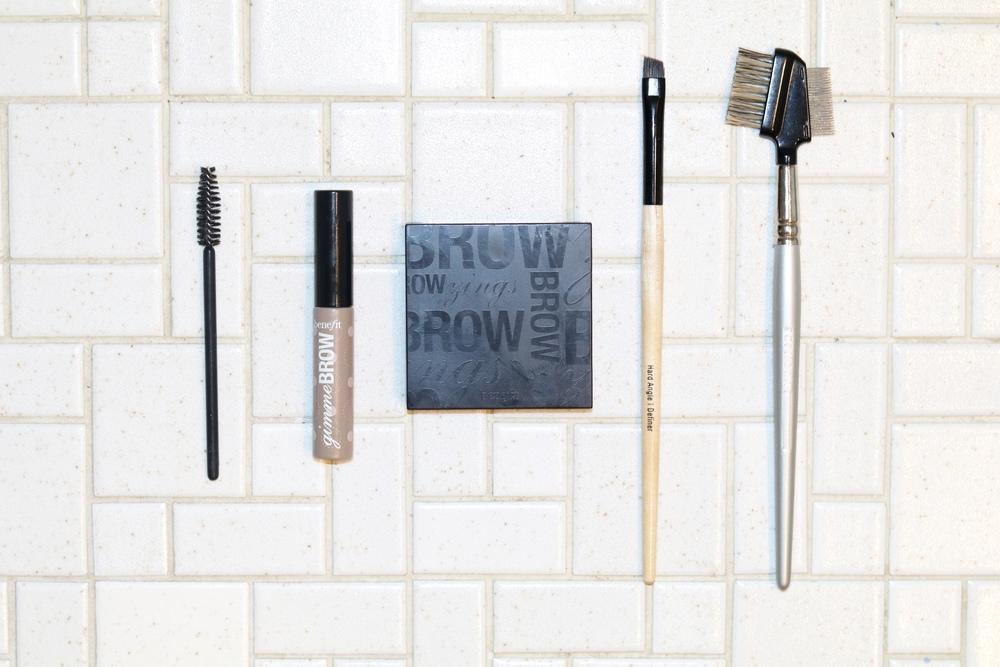 gilt edge | brow game strong