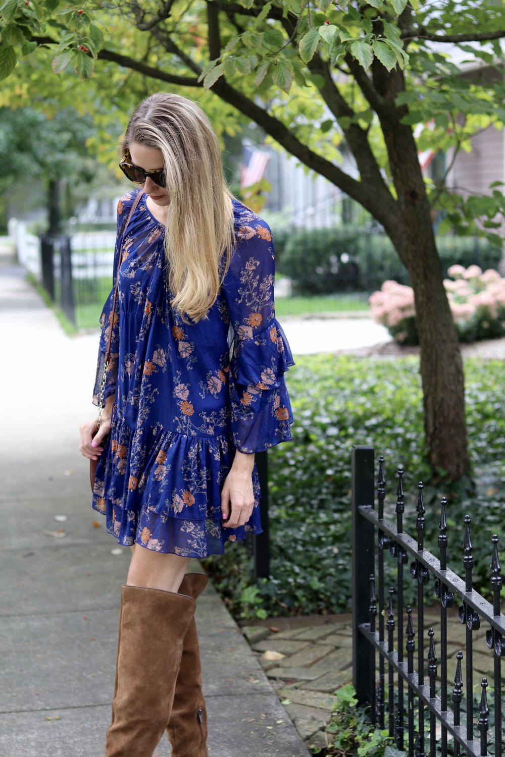 gilt edge | first fall outfit
