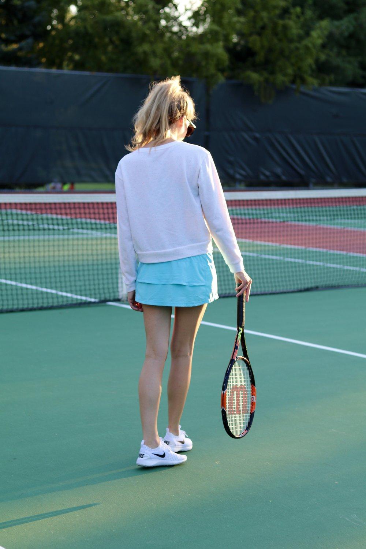 gilt edge | tennis 🎾 time