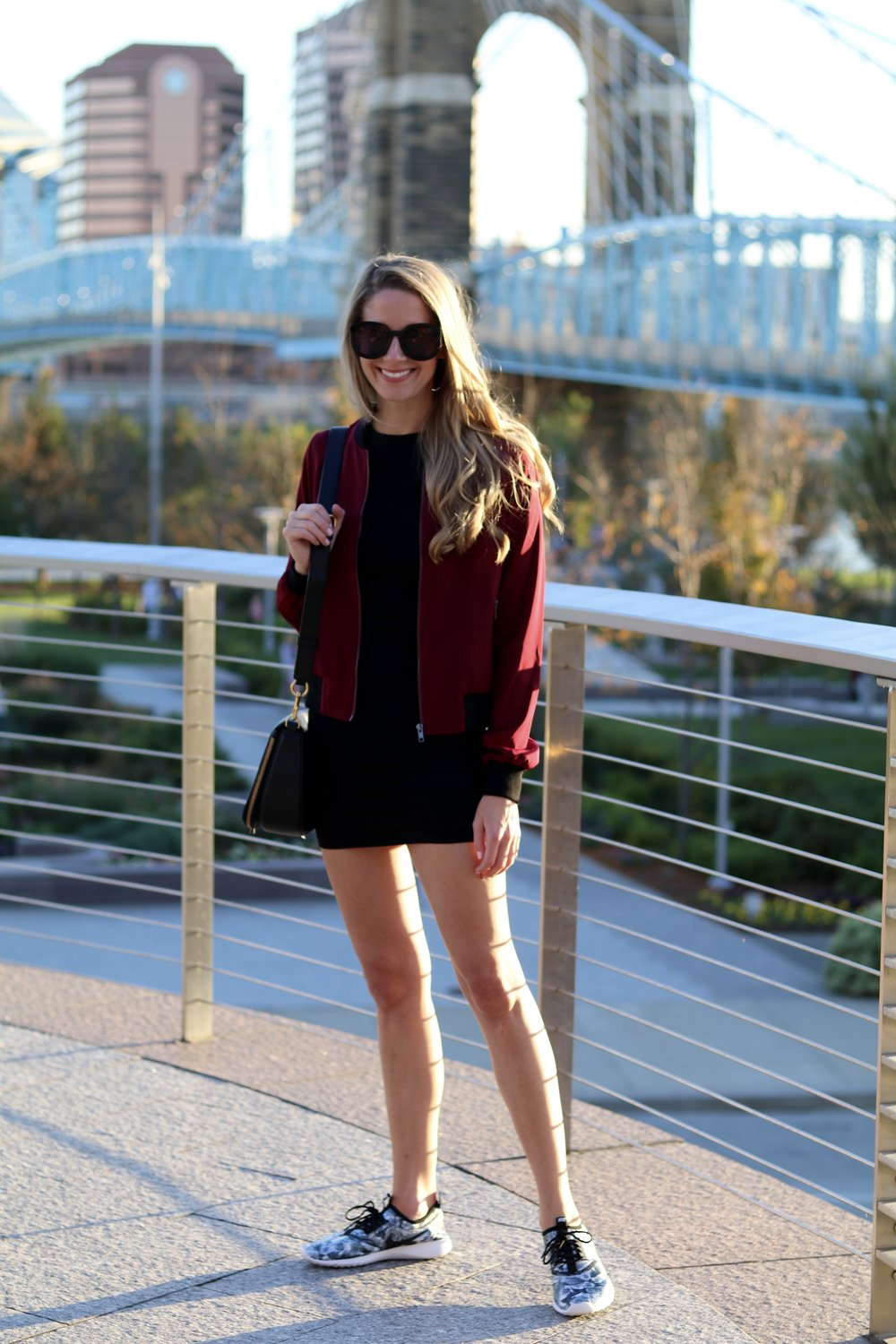 gilt edge | bomber jacket