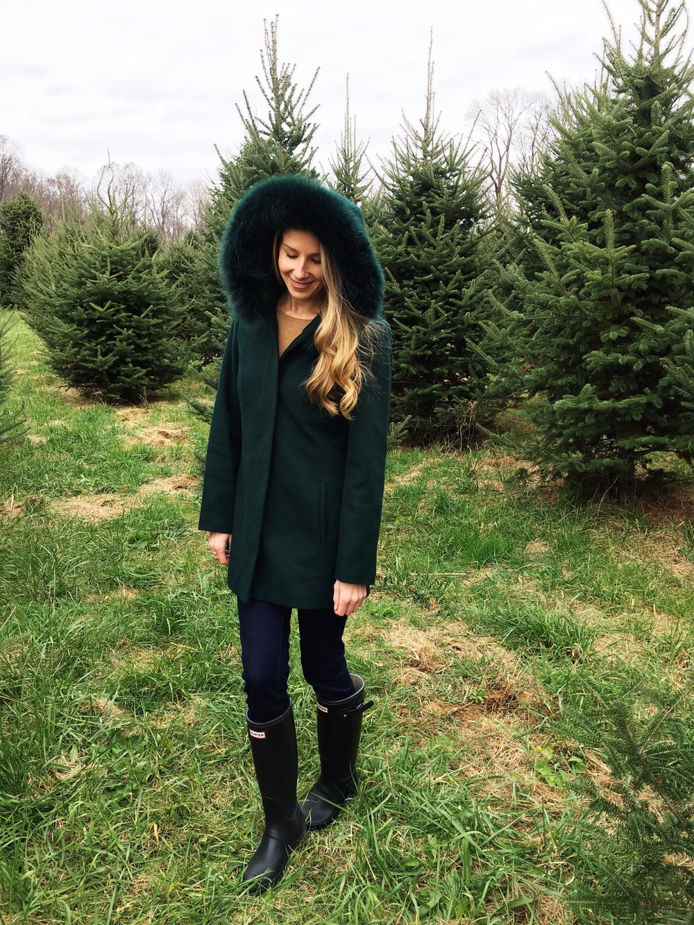 Christmasing earlier this month // Details here