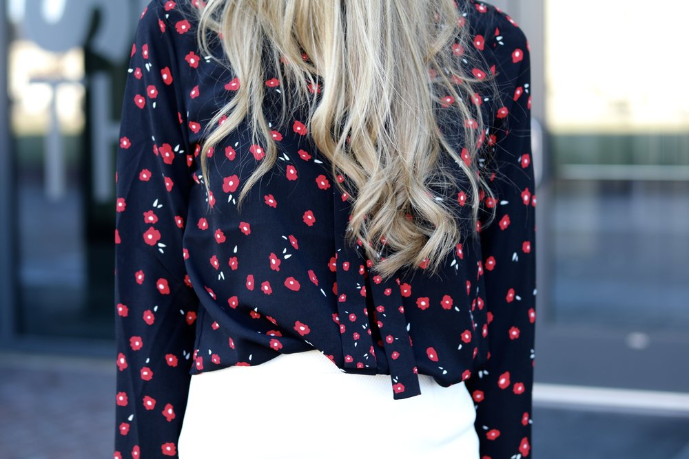 gilt edge | poppy