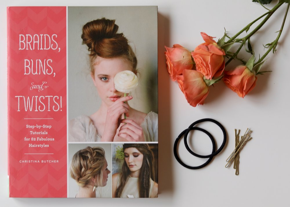 gilt edge | from the books :: braids, buns, and twists!