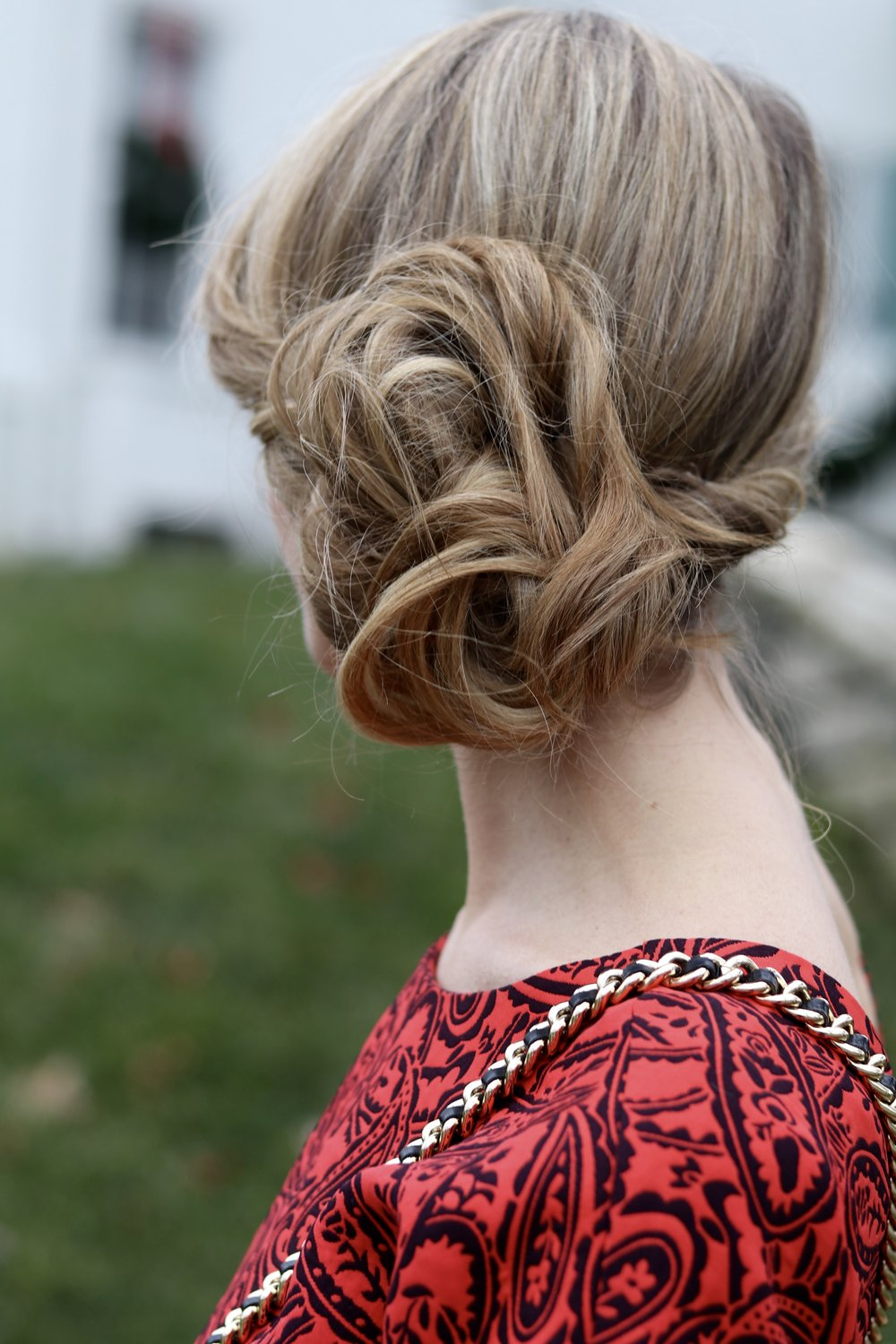 from the books :: braids, buns, and twists!