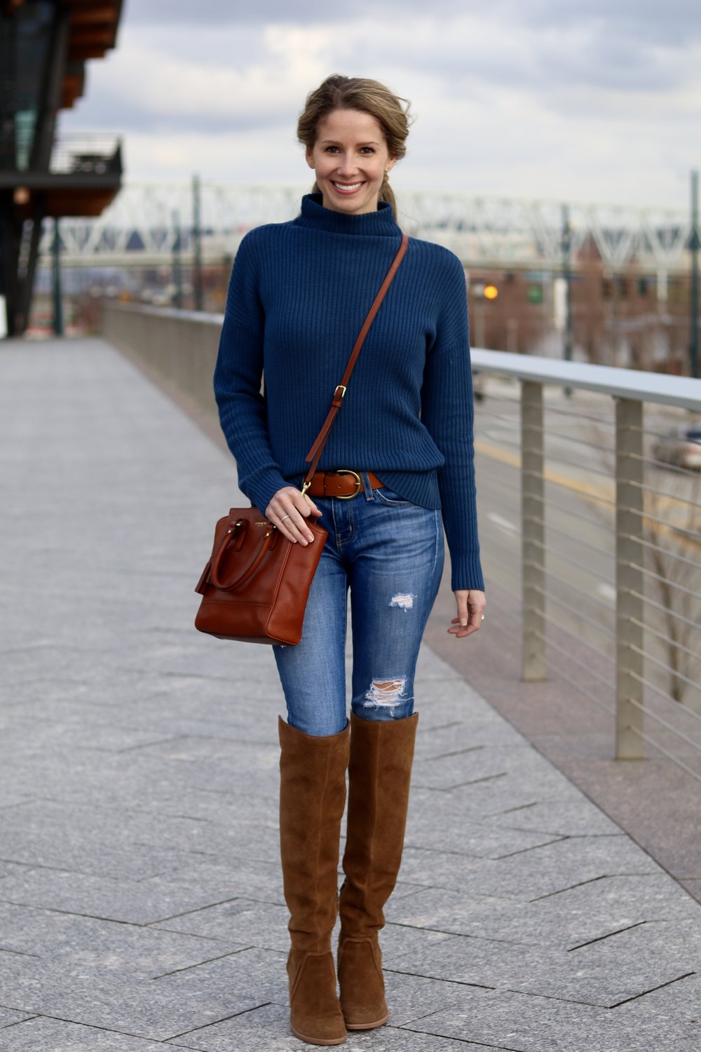 gilt edge | new favorite sweater