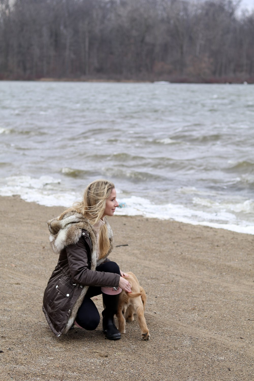gilt edge | winter beach days