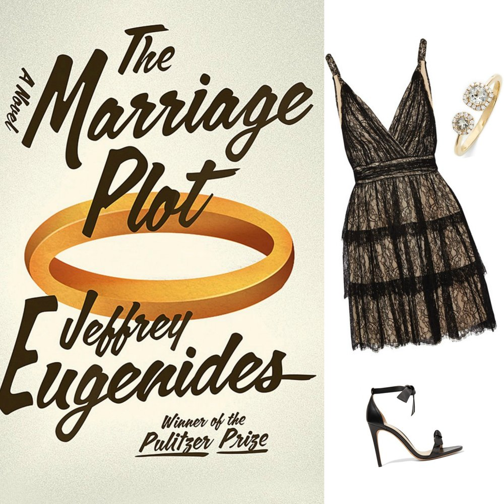 gilt edge | judge a book by its cover | the marriage plot