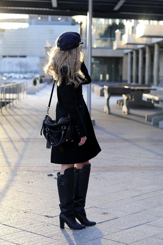 gilt edge | pea coat