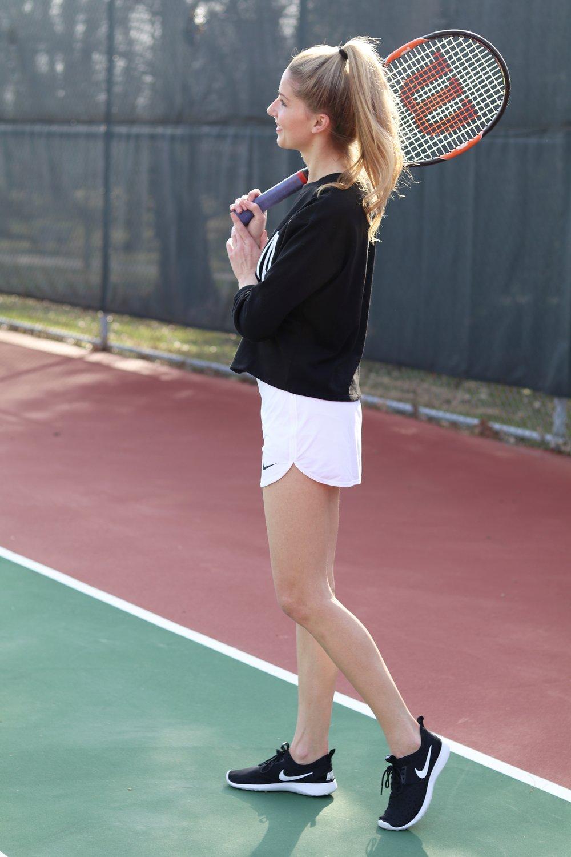 gilt edge | nike tennis skirt