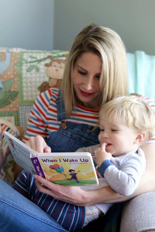 gilt edge | children's board book