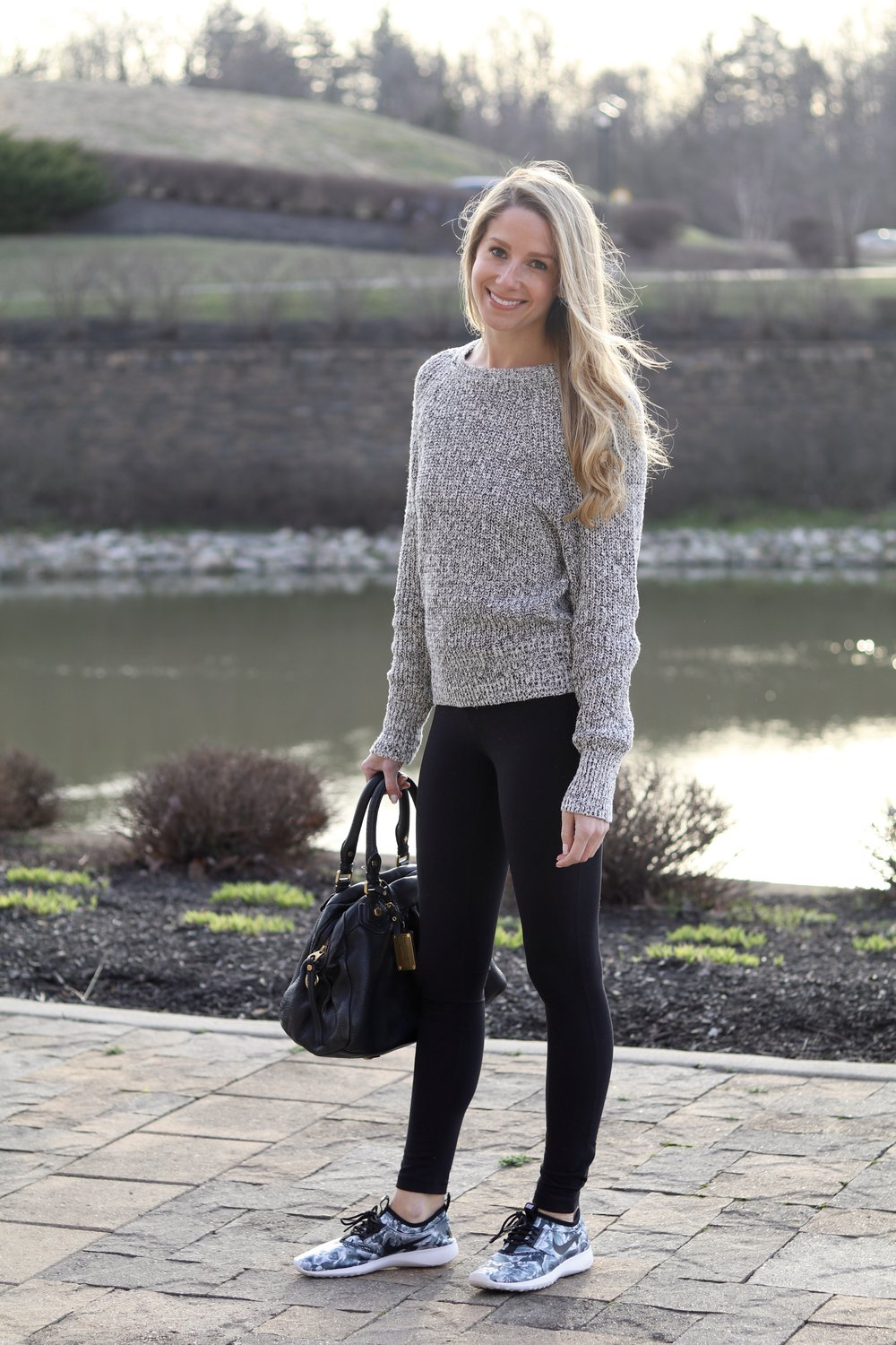 gilt edge | free people sweater