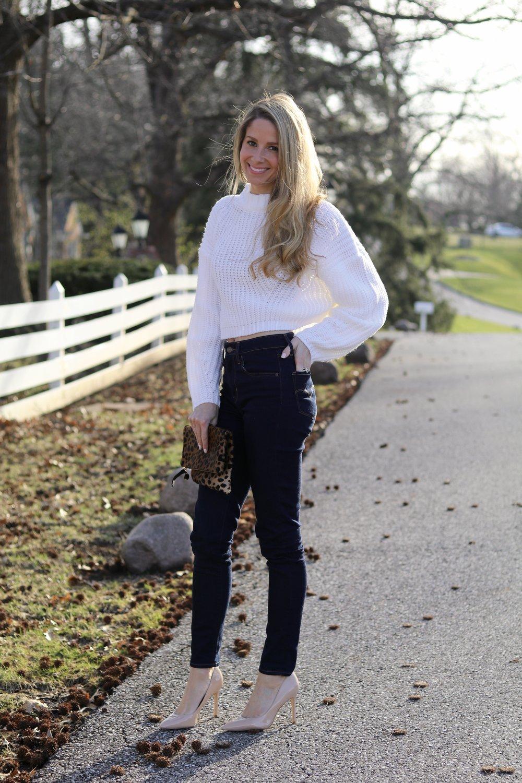 gilt edge | sheIn sweater