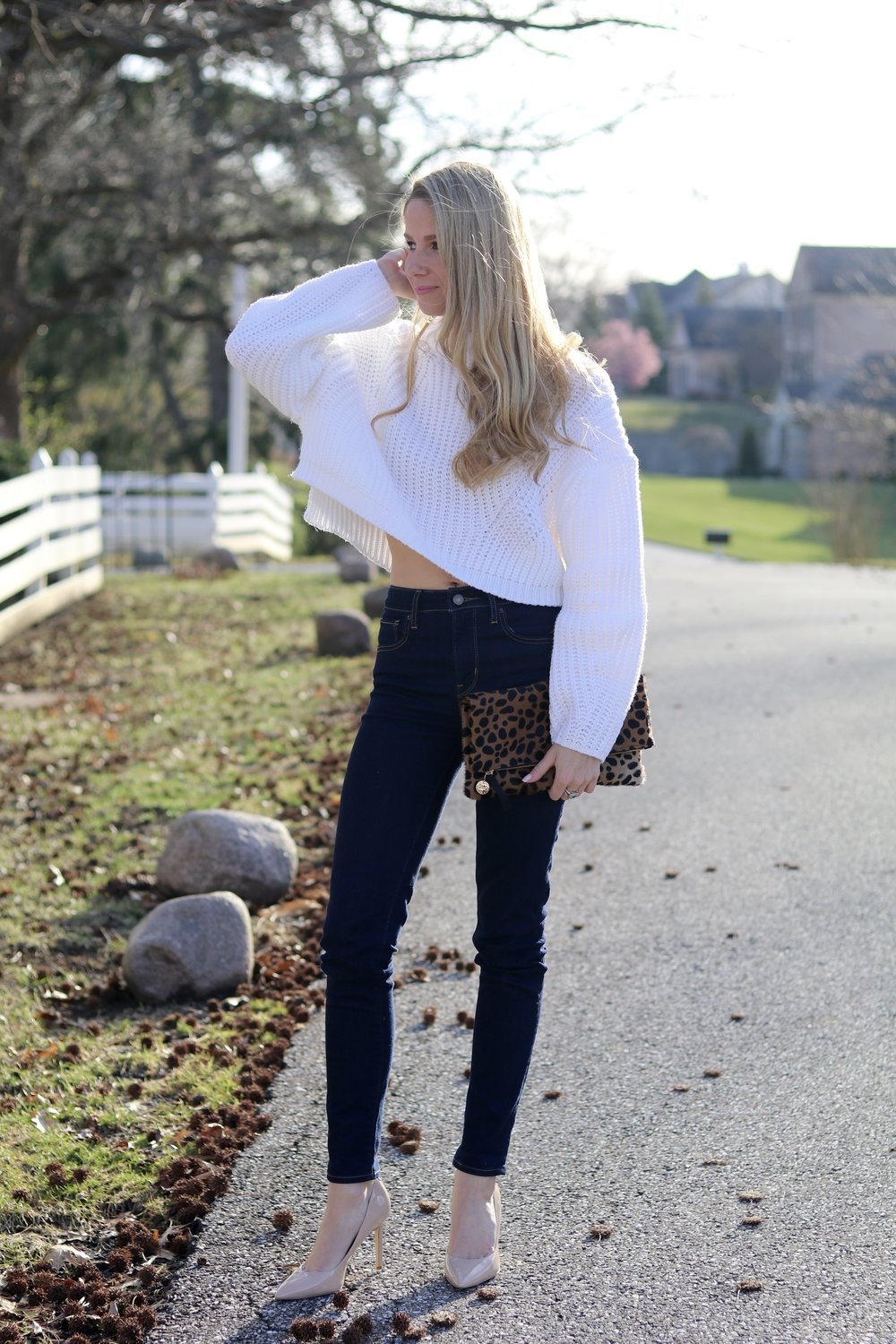 gilt edge | spring outfit