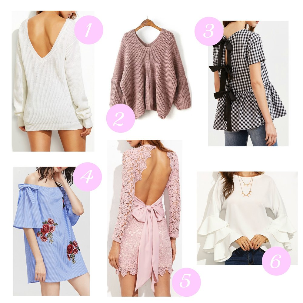 gilt edge | spring wish list with shein