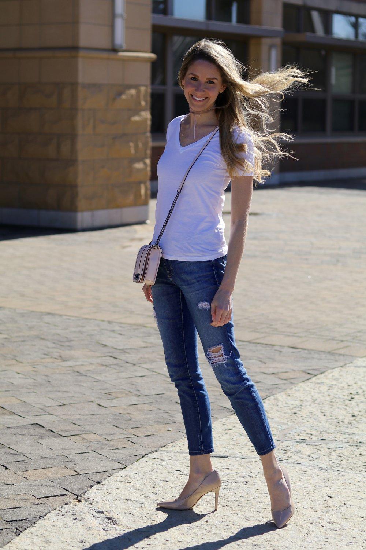 gilt edge | current/elliott jeans