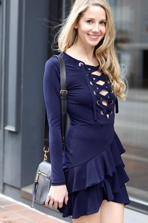 gilt edge | nbd dress
