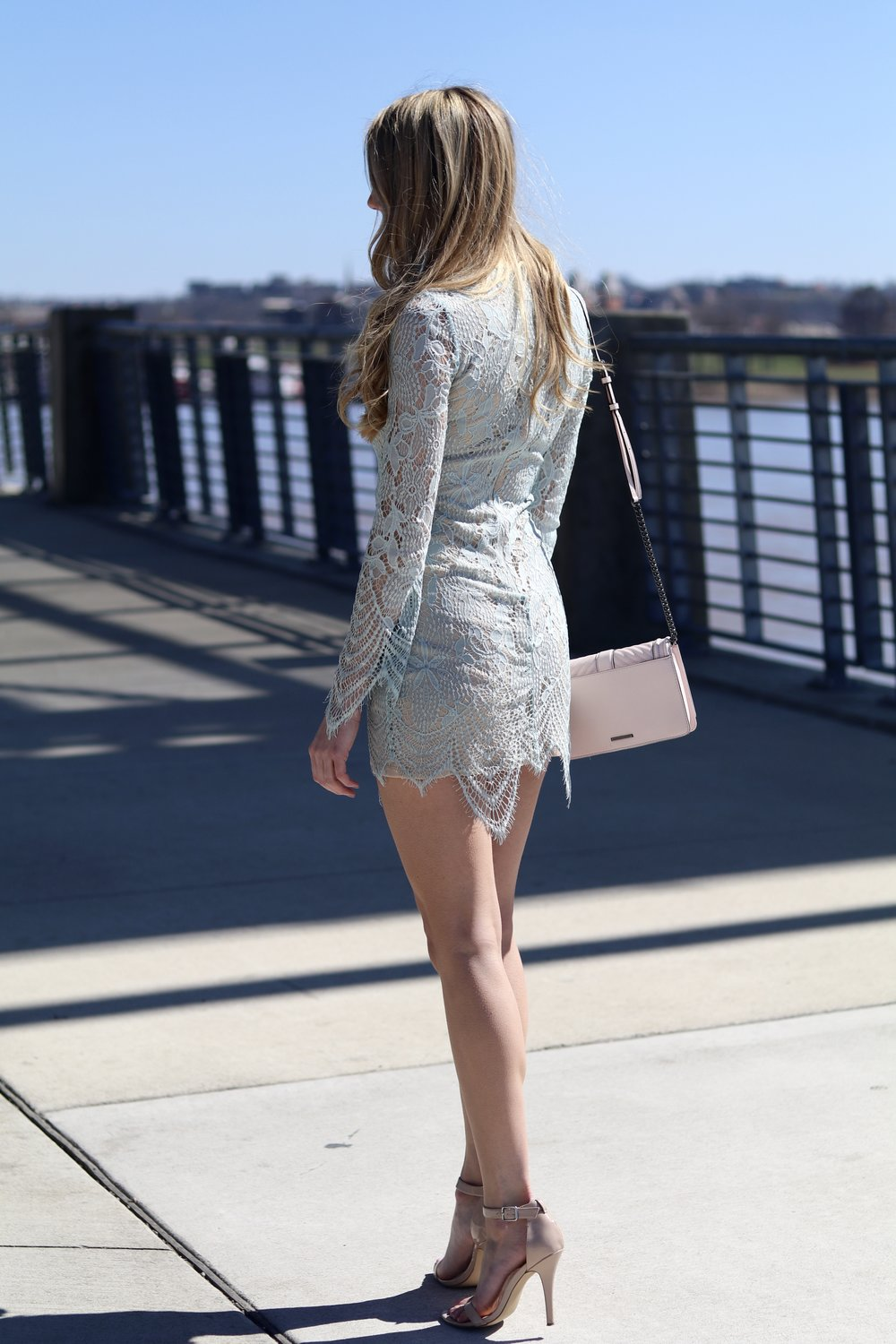 gilt edge | minidress