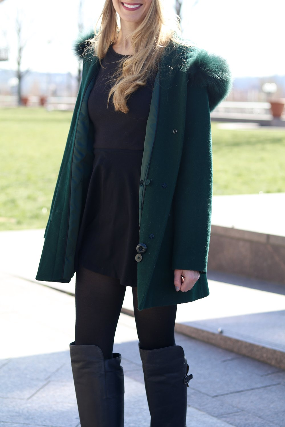 gilt edge | sachi coat