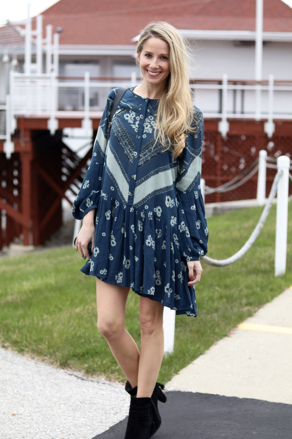 gilt edge | free people dress