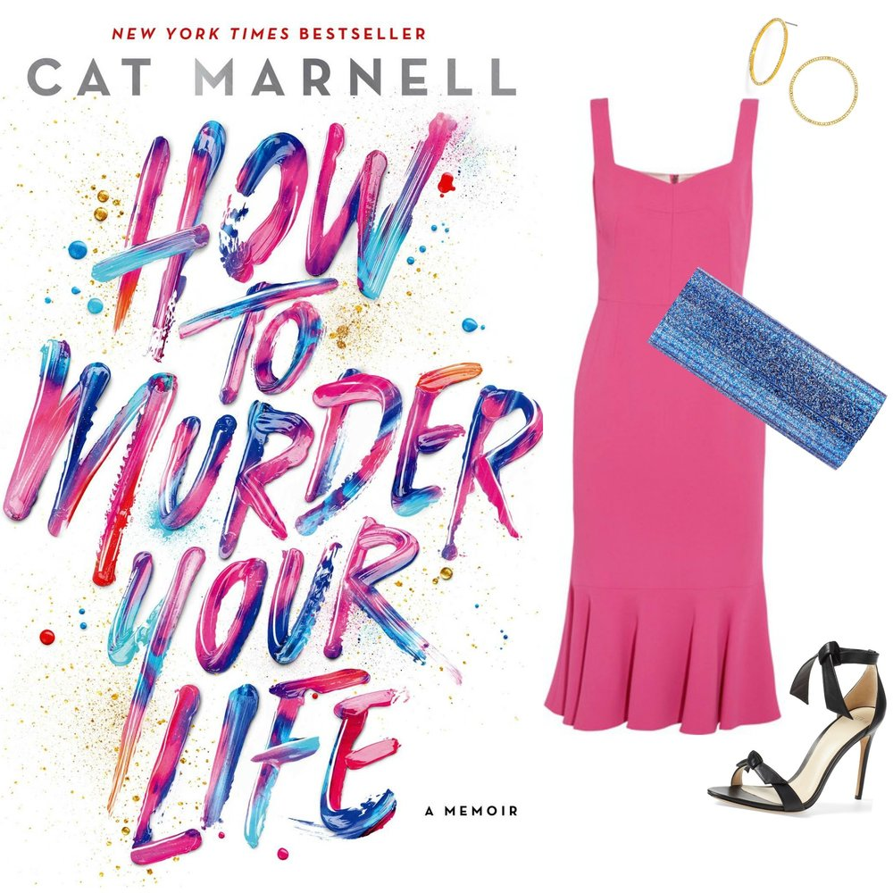 gilt edge | judge a book by its cover | how to murder your life