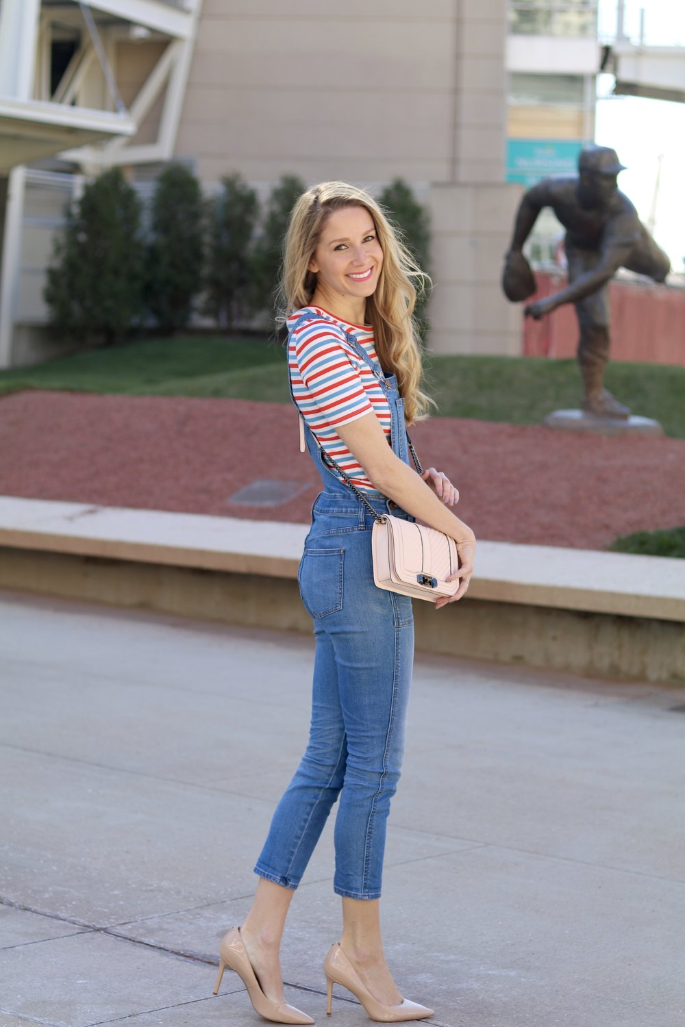 gilt edge | denim overalls