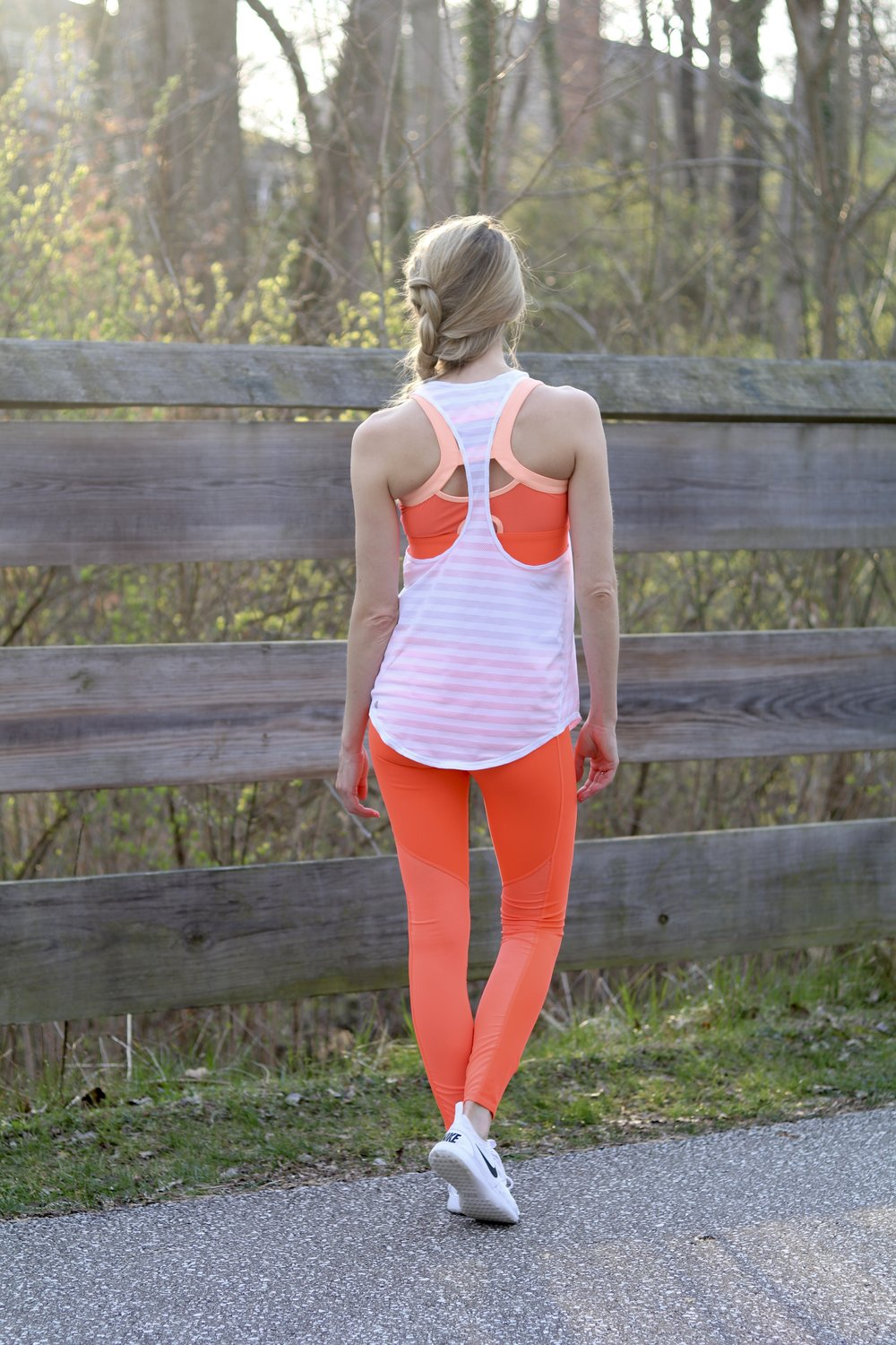 gilt edge | workout look