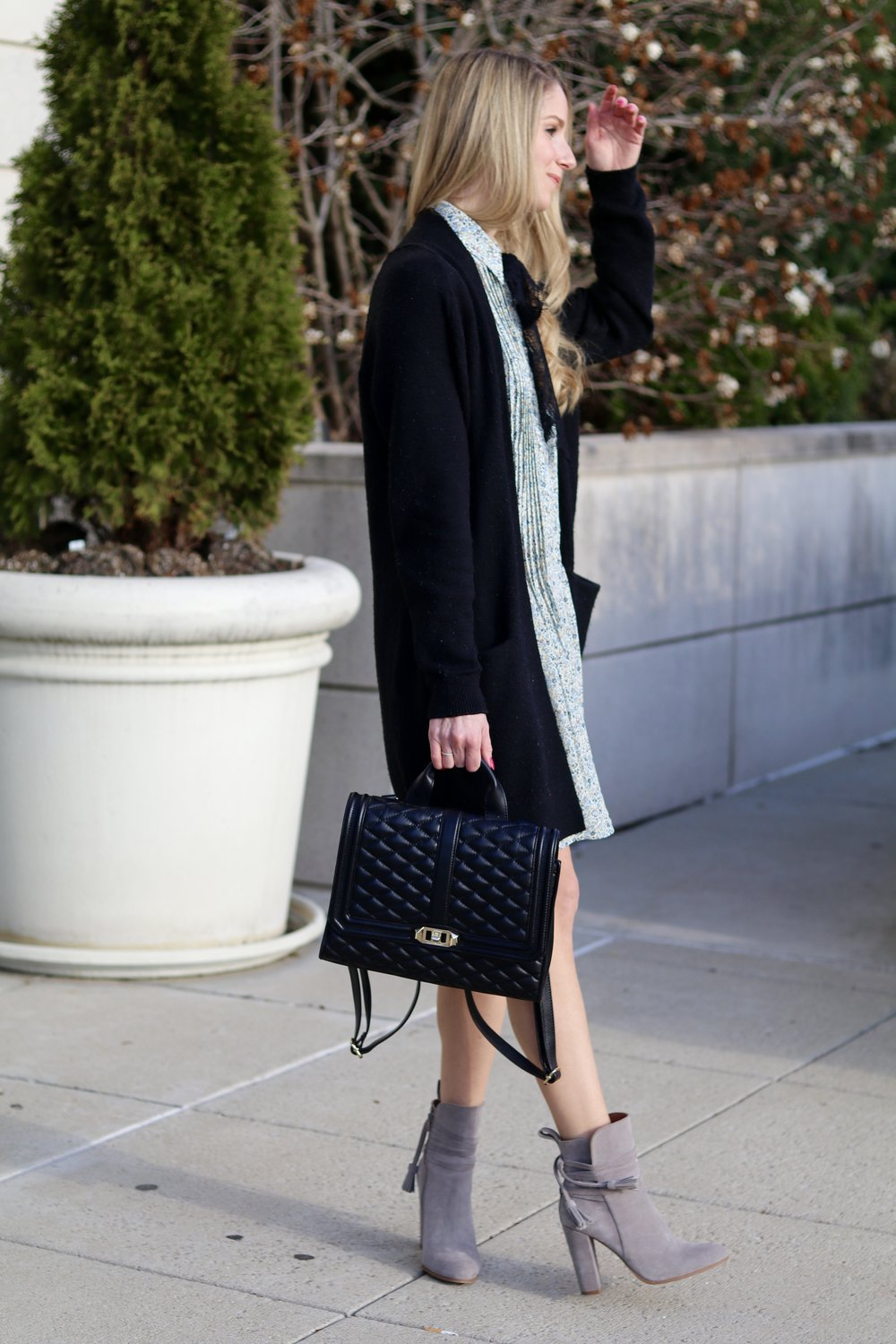 gilt edge | early spring fashion