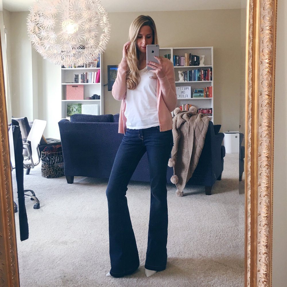 Favorite flares 💗 | T-shirt, Sweater, Jeans