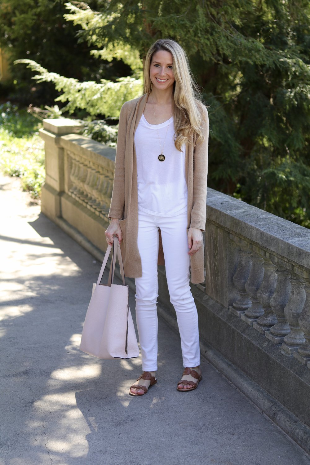 gilt edge | spring outfit of the day