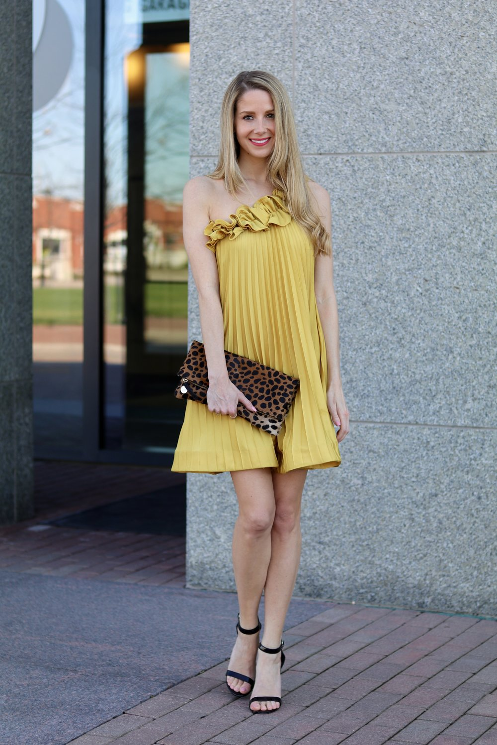 gilt edge | bcbg dress