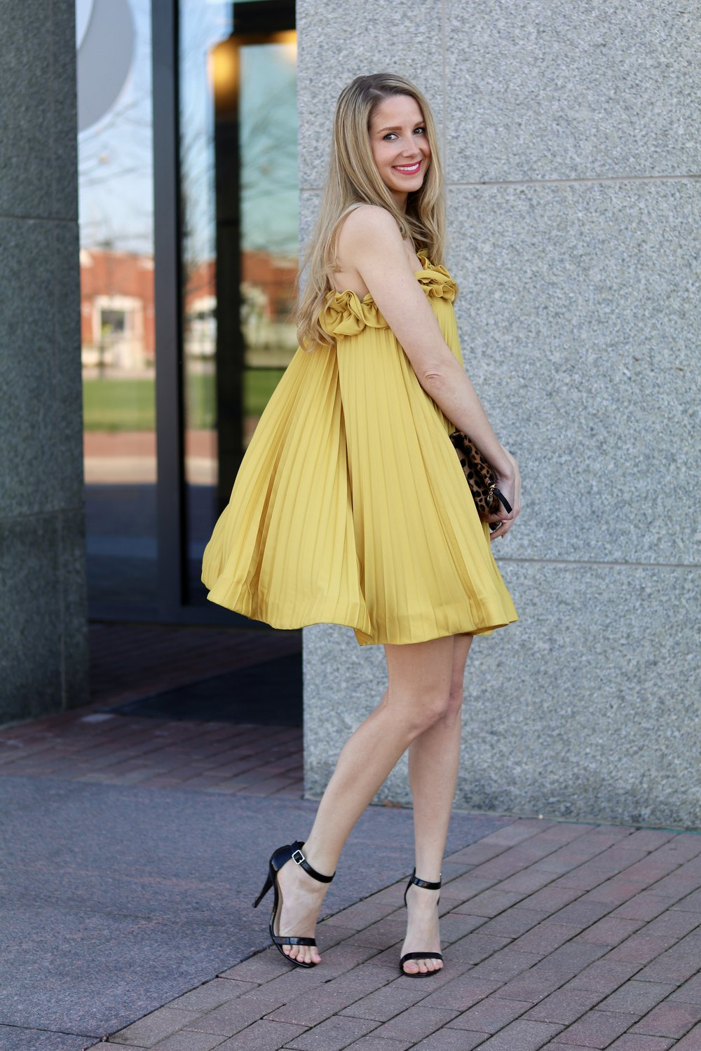 gilt edge | bcbg party dress