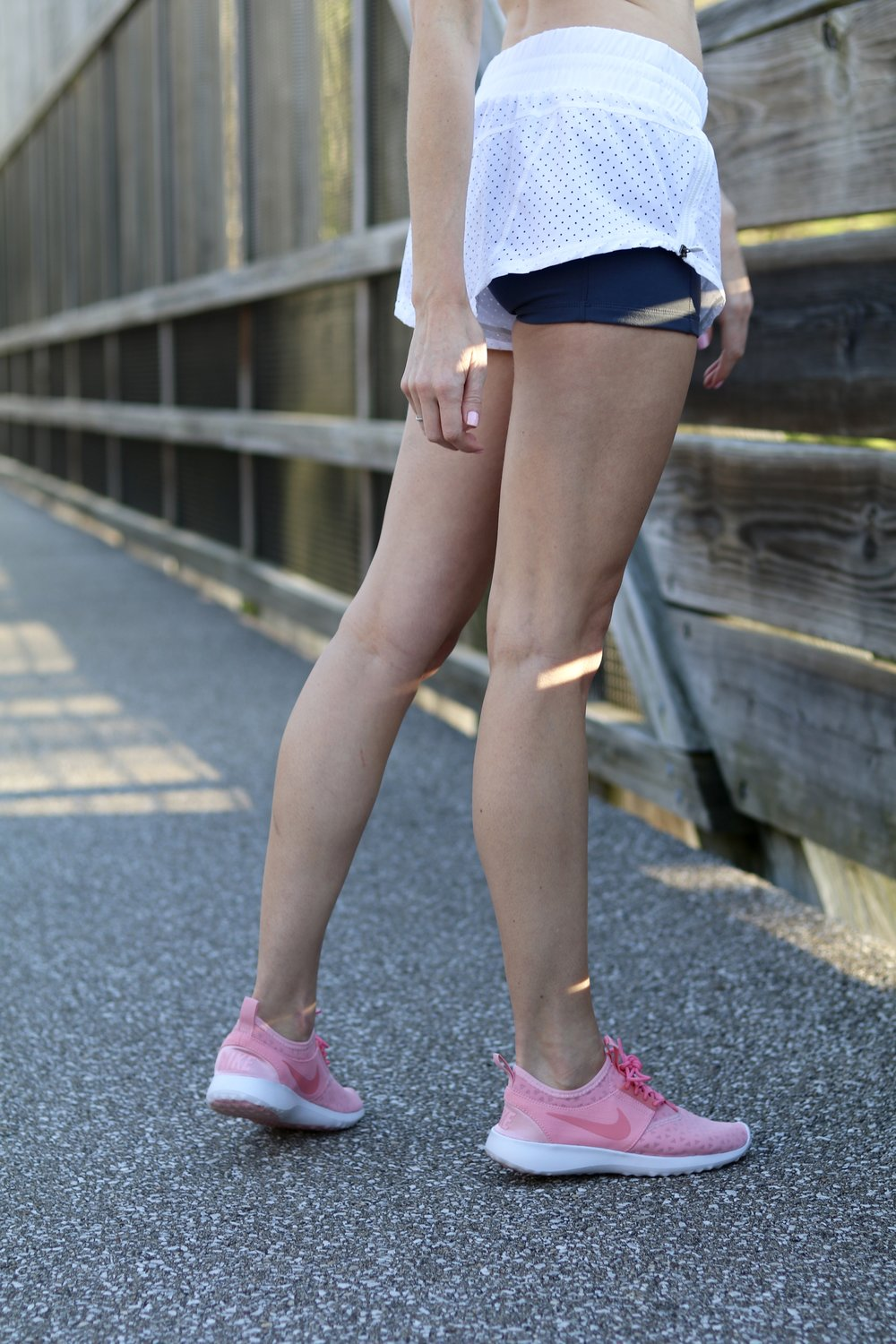 gilt edge | pink nikes