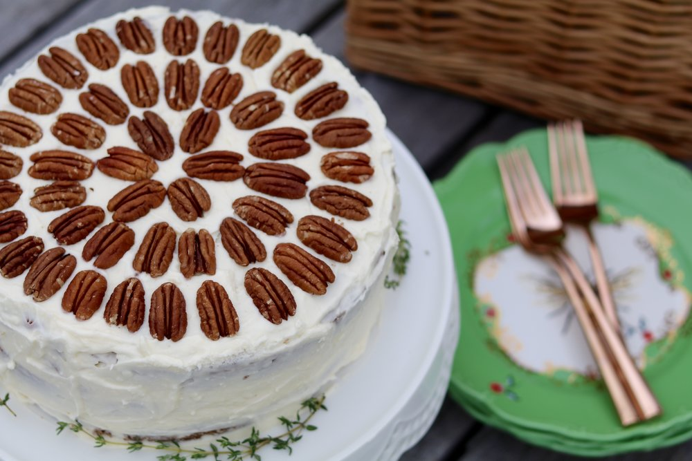 gilt edge | hummingbird cake