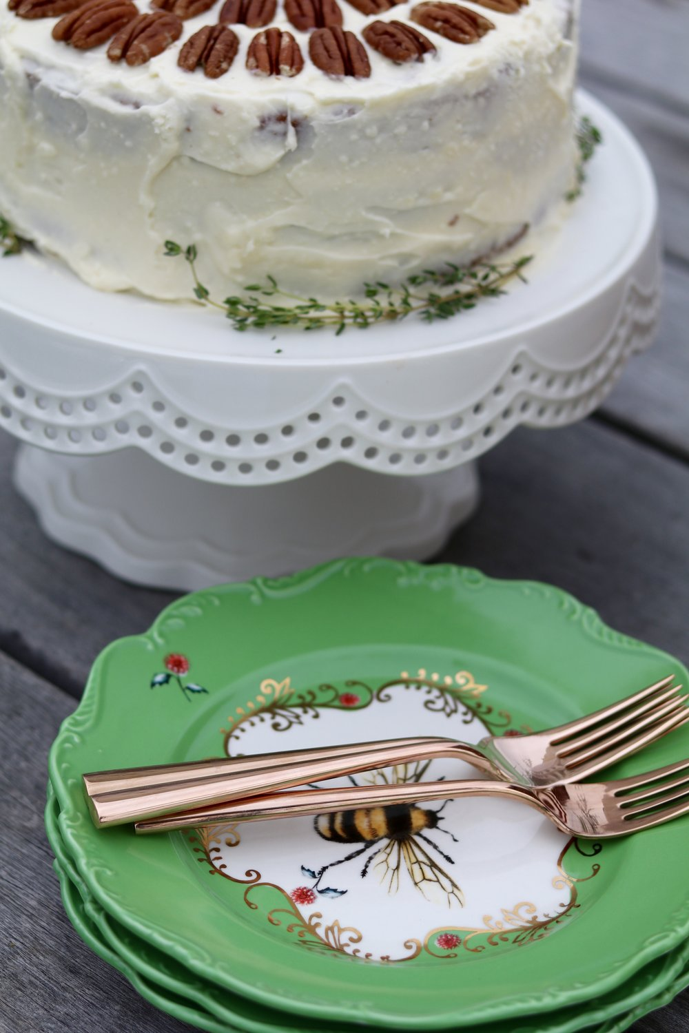 gilt edge | birthday picnic