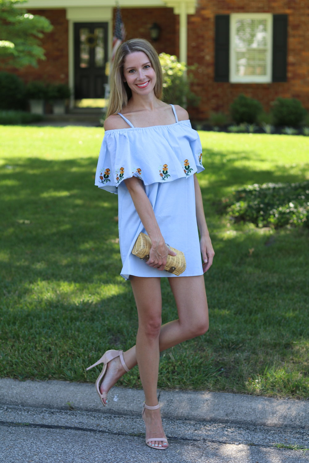 gilt edge | ruffle trend