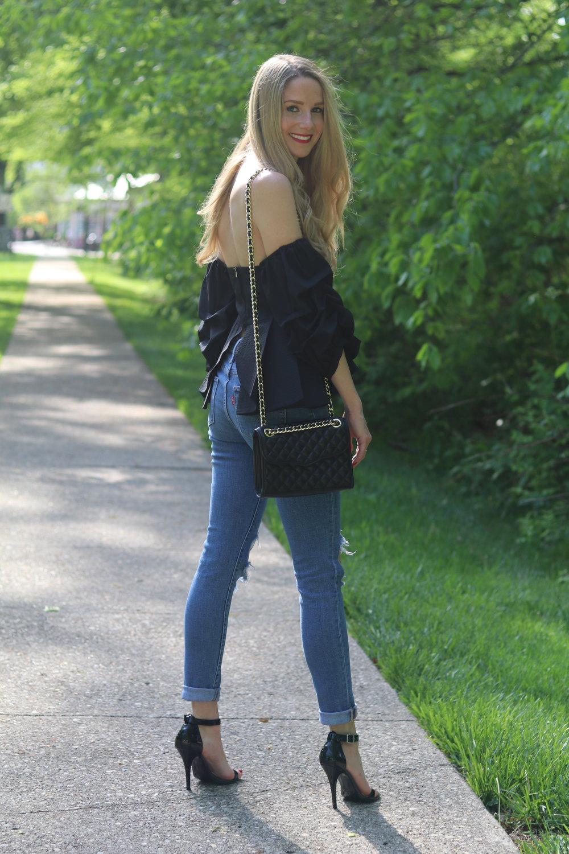 gilt edge | levi's 721 jeans