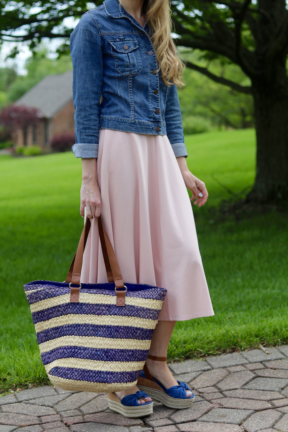 gilt edge | nordstrom spring outfit