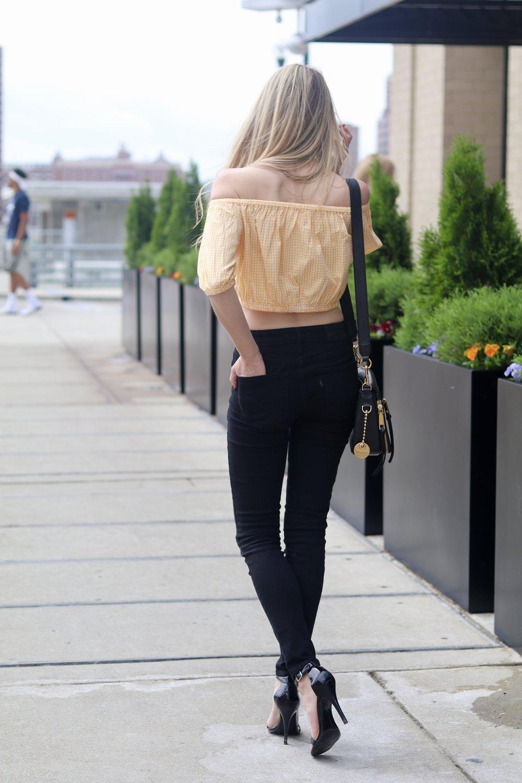 gilt edge | spring outfit