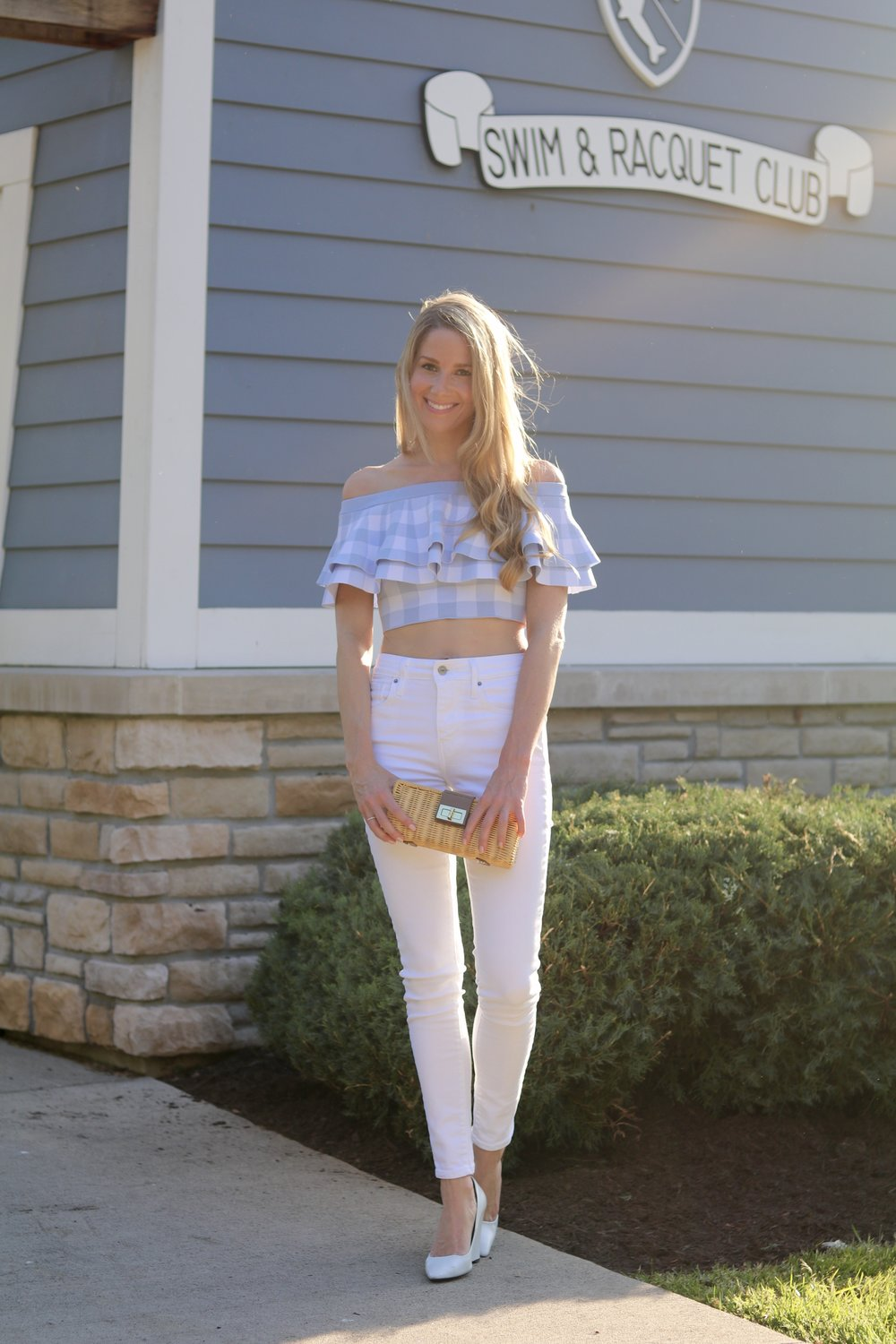 gilt edge | crop top