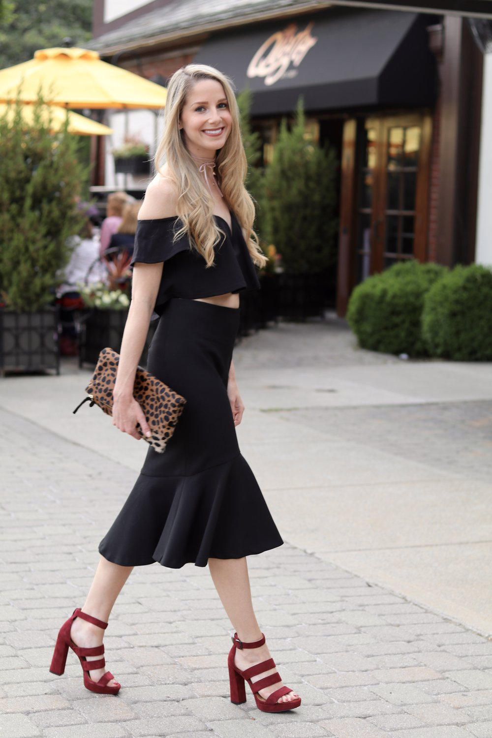gilt edge | zara skirt