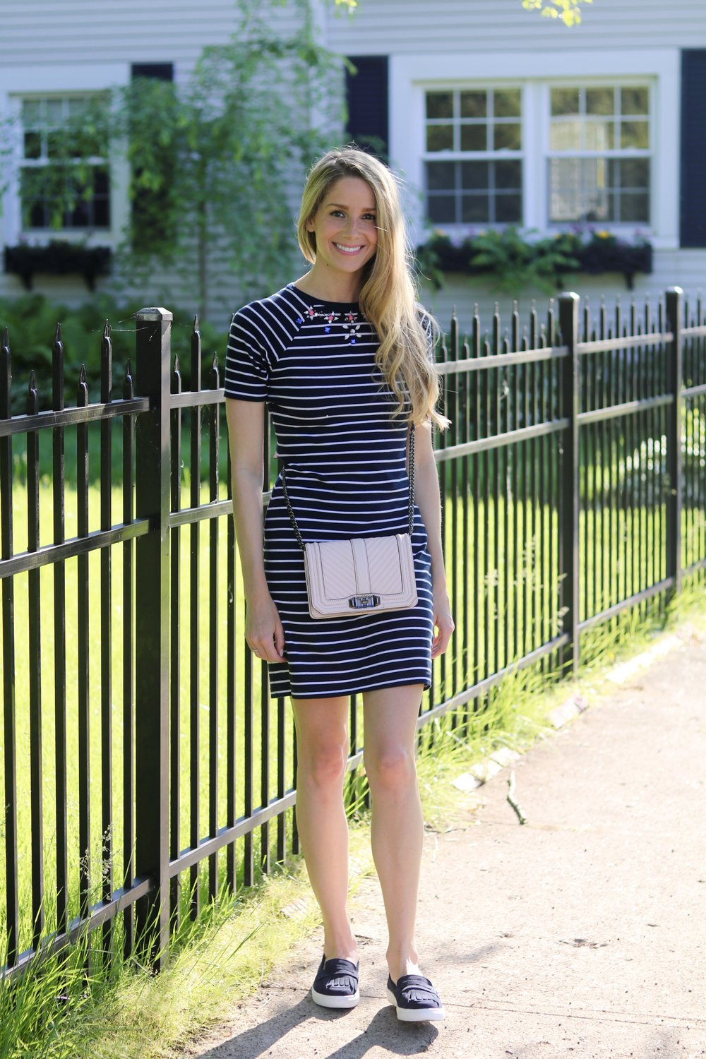 gilt edge   french connection dress