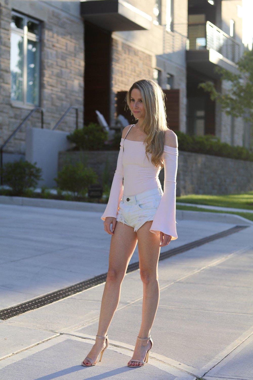 gilt edge | one teaspoon shorts