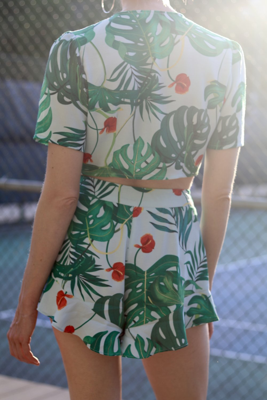 gilt edge | shorts set
