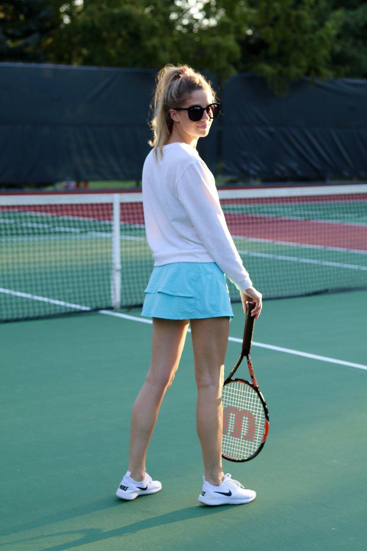 gilt edge | tennis time