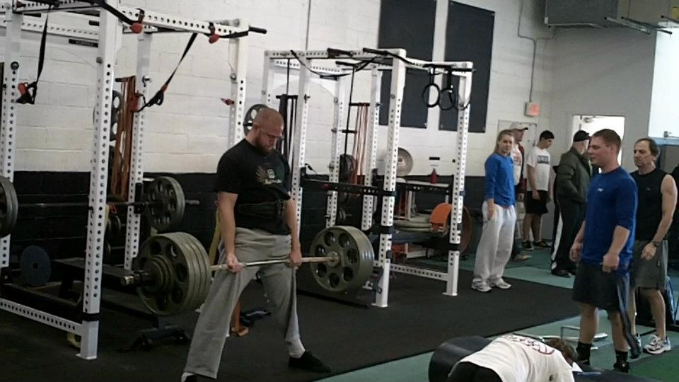 sean healy deadlift