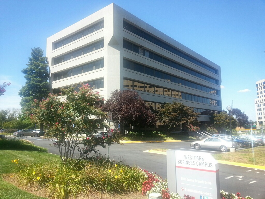SAPT's new home in Tysons!