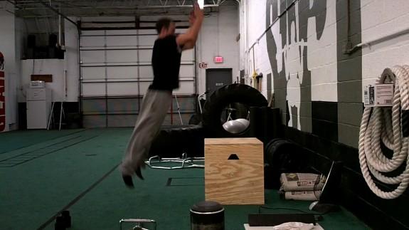TripleE Box Jump