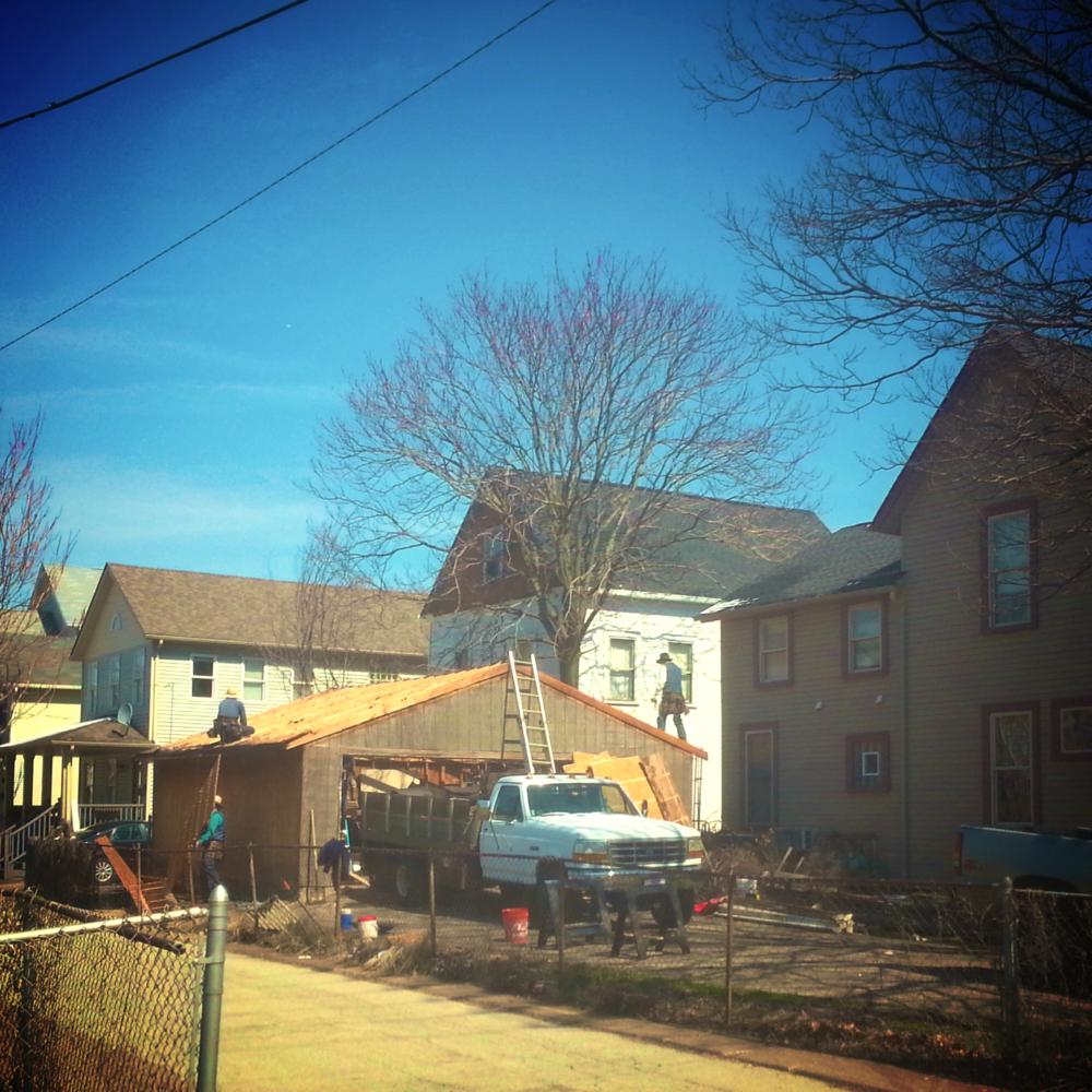 demolition phase