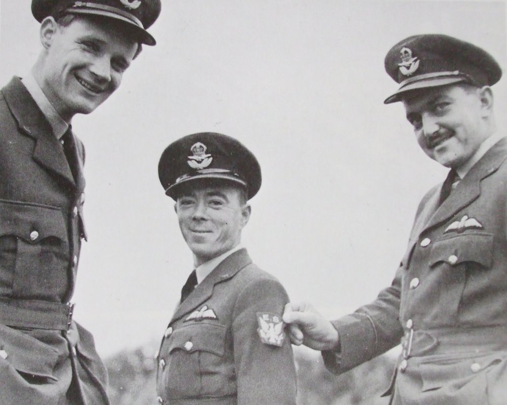 American volunteers in the Battle of Britain