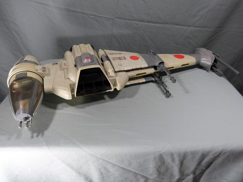 Childhood B-Wing